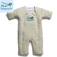 small product image of the magic sleepsuit for newborns