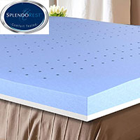 small splendorest mattress topper product image
