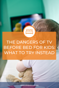 The dangers of tv before bed for kids: what to try instead