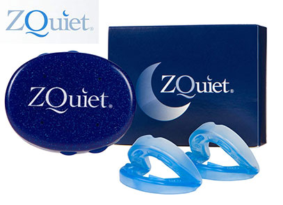 z quiet mouthpiece snoring product image