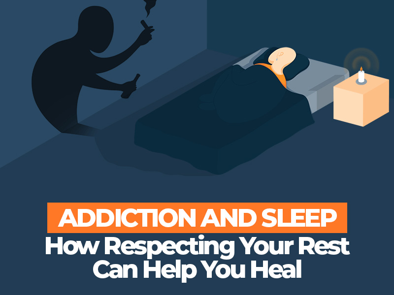 Guide to Understanding Addiction Recovery and Sleep