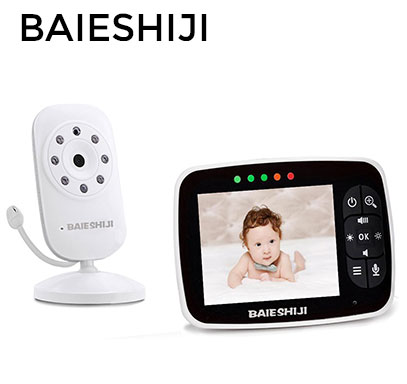 product image of baieshiji baby monitor