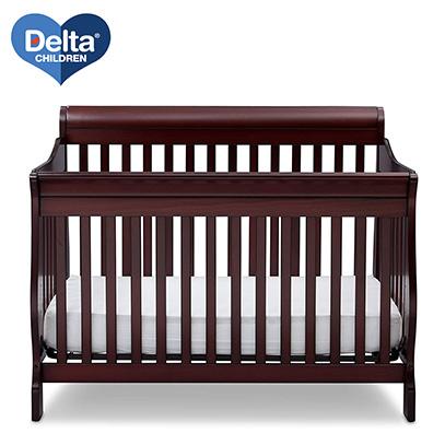 product image of delta children crib