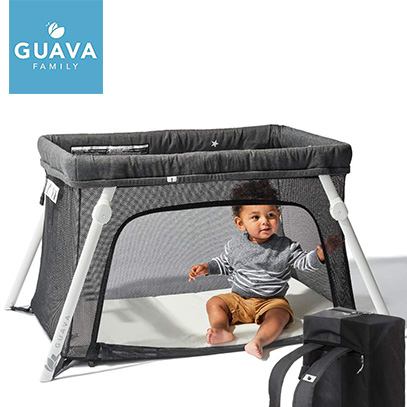 product image of guava family crib