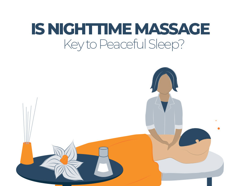 Should Massage Be a Part of your Nighttime Routine