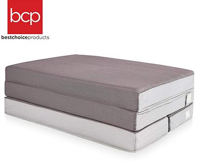 best choice products folding mattress