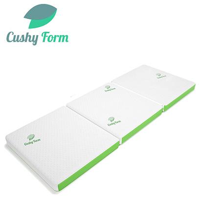 cushy form folding mattress product image small
