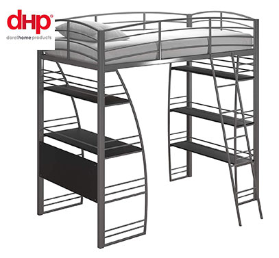 dhp studio loft bed product image small