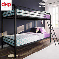 dhp twin over twin bunk bed product image small