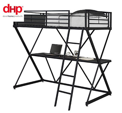 dhp x loft bed product image