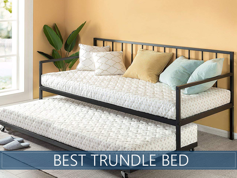 our guide for the best trundle bed