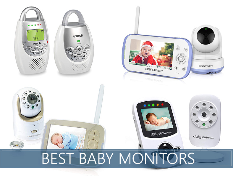 our overview of the highest rated baby monitors