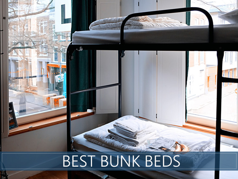 our overview of the best bunk beds