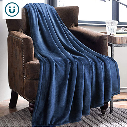 product image of bedsure blanket for bed