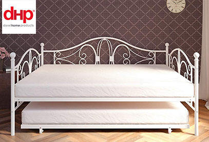 product image of dhp trundle bed