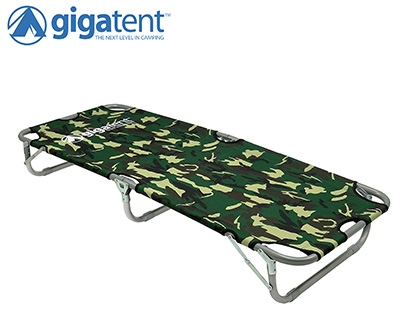 product image of gigatent camping bed for toddlers