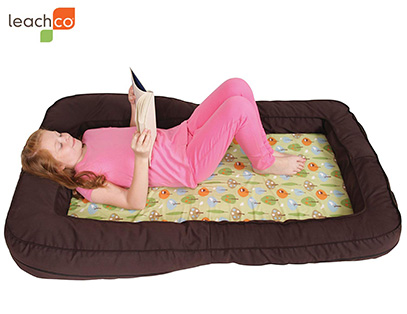 product image of leachco travel bed for toddlers