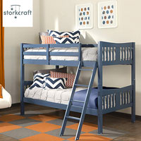product image of stork craft bunk bed small
