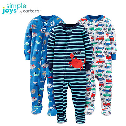 product image of the simple joy by carter's