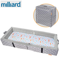 product image of travel bed for kids milliard small