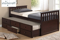 storkcraft product image of trundle bed small