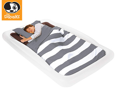 the shrunks product image travel bed
