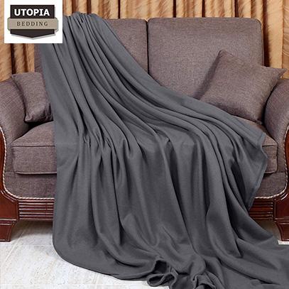 utopia bedding product image blanket