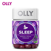 Olly product image of melatonin for better sleep small
