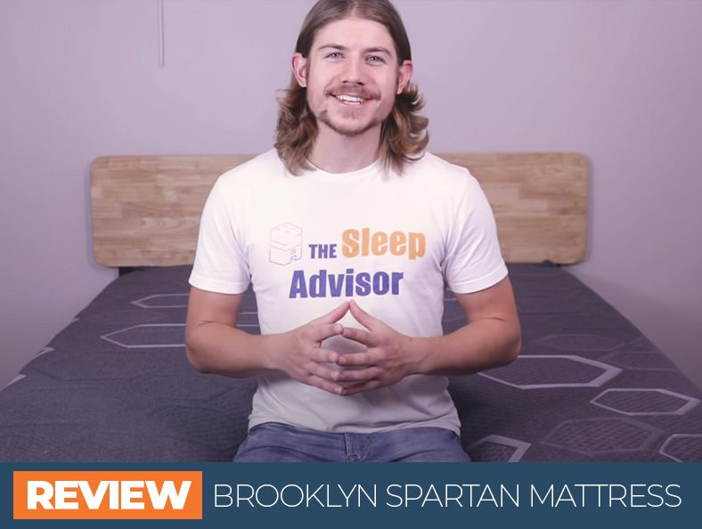 Our in depth review of Brooklyn bedding Spartan bed
