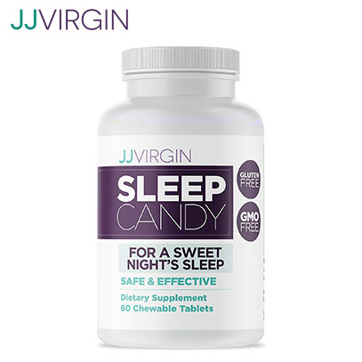 PRODUCT IMAGE OF JJVIRGIN MELATONIN SUPPLEMENT