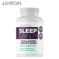 PRODUCT IMAGE OF JJVIRGIN MELATONIN SUPPLEMENT small