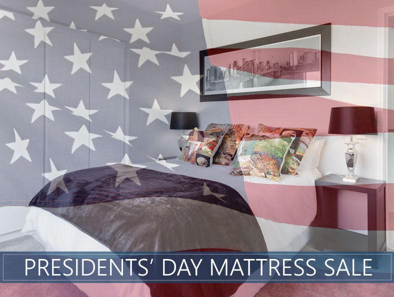 Presidents' Day Mattress Sale