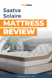Saatva Solaire Mattress Review
