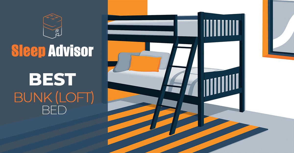 Picture of: Best Bunk Beds Top 10 Picks For November 2020 Sleep Advisor