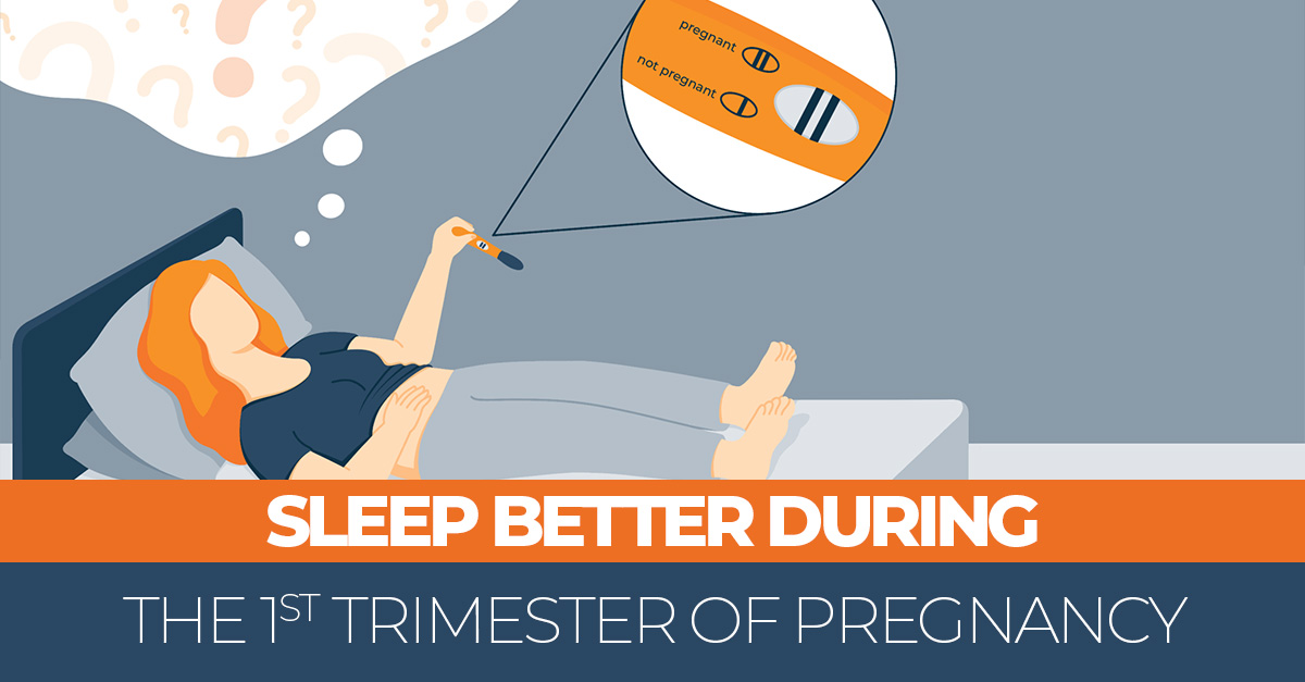 Which Sleeping Positions Are Best During First 3 Months Of Pregnancy