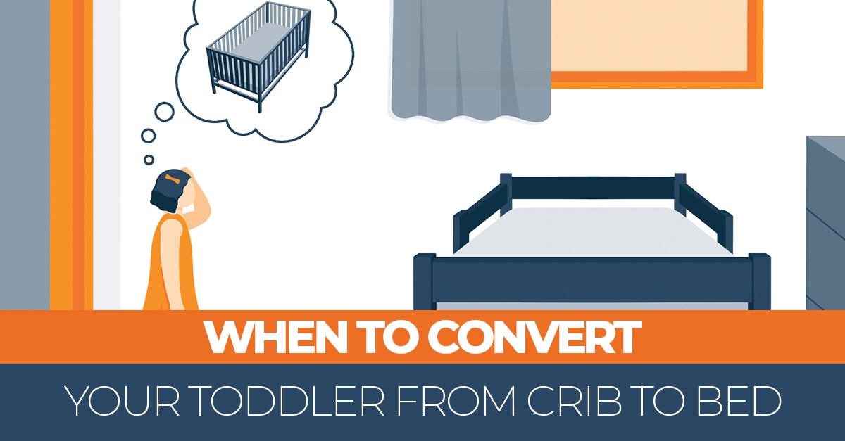 When to Switch from a Crib to a Toddler Bed | Sleep Advisor