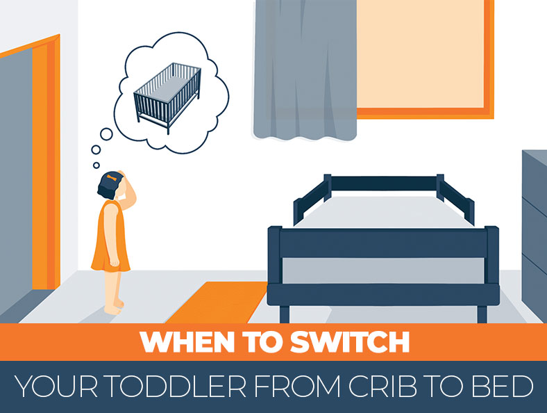 When to Convert Toddler from Crib to Bed