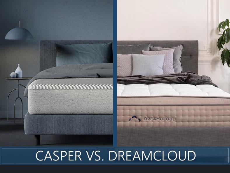 casper and dreamcloud comparison