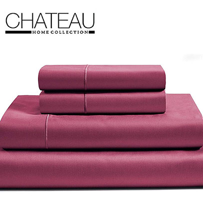 chateau product image of bed sheets