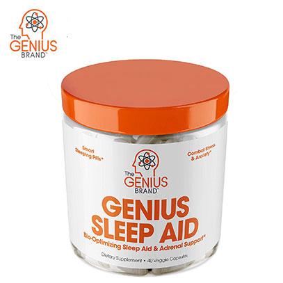 genius sleep aid product image