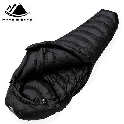 hyke and byke backpacking sleeping bag product image