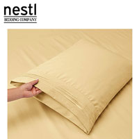 nestl bedding company product image for sheets for bed small