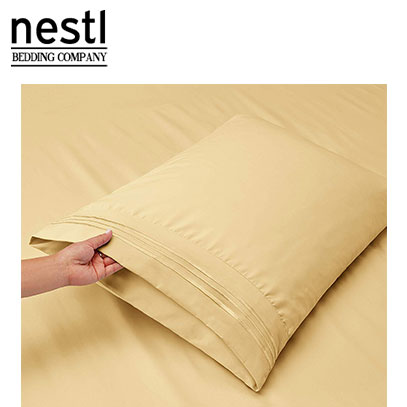 nestl bedding company product image for sheets for bed