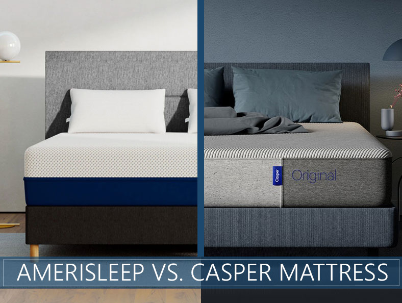 our amerisleep and casper comparison