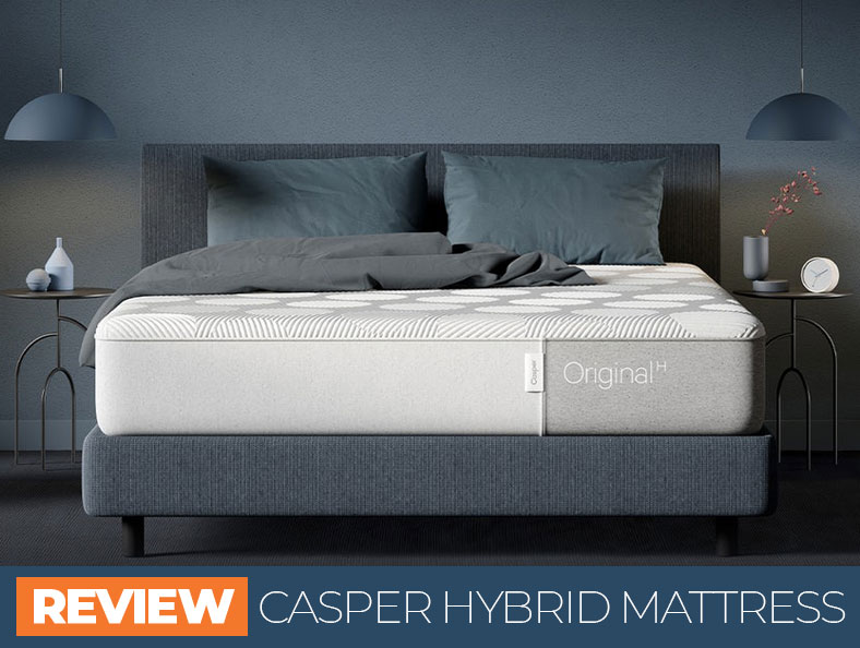 our casper hybrid overview