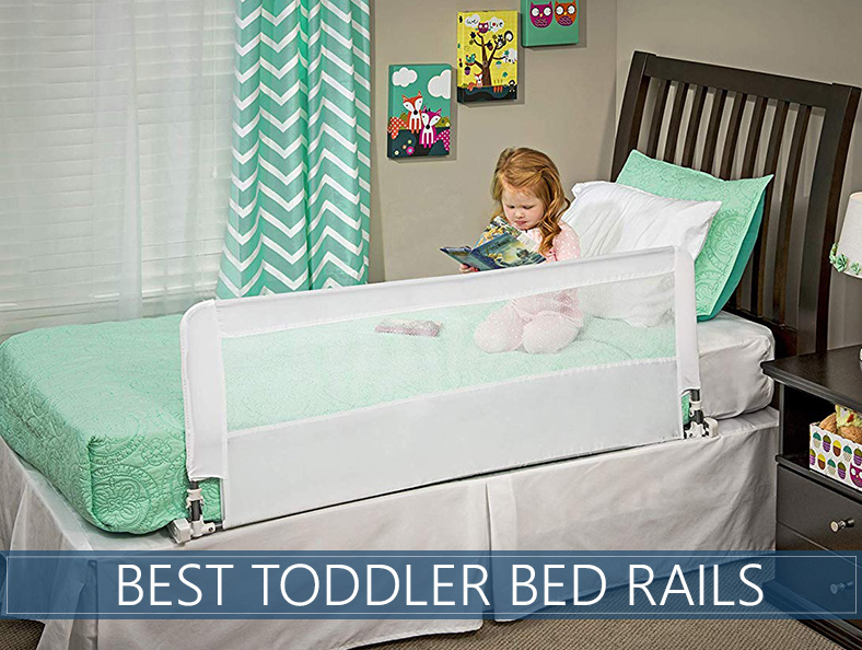 Child Bed Bumper Rail Guard Toddler Kid Safety Water Resistant Sleep Fall Foam