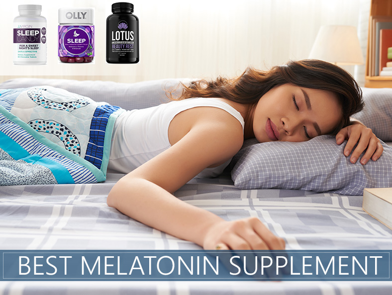 our overview of the best melatonin supplement