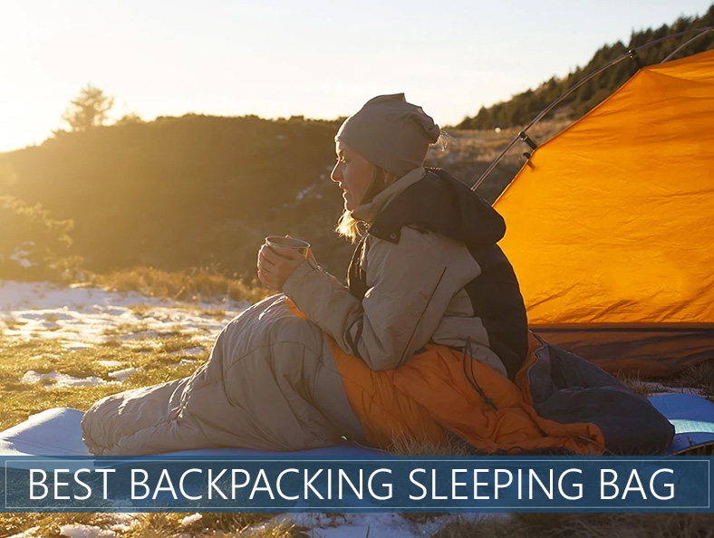 our review of the best backpacking sleeping bag