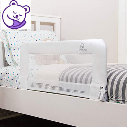 product image of ComfyBumpy baby guard bed