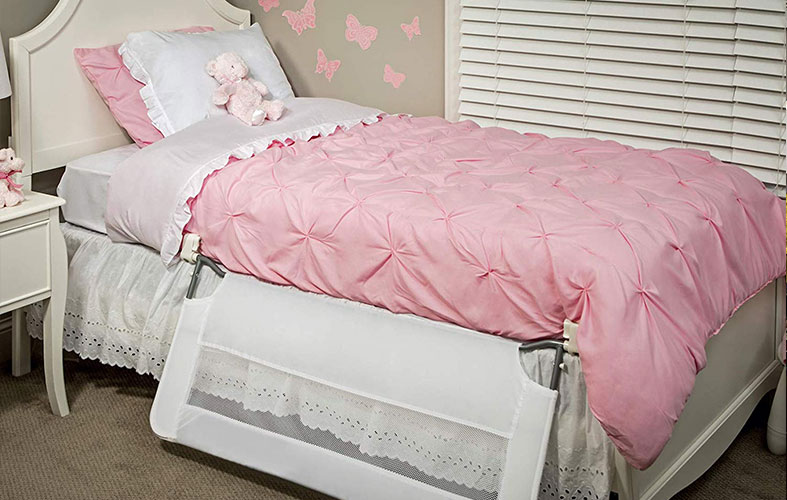 product image of baby guard for bed